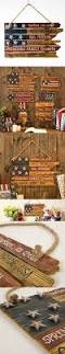 1876 best spring home decor images on pinterest ps spring home glitzhome rustic wooden patriotic american flag word sign