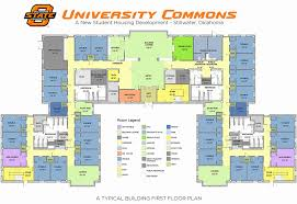 Osu Parking Map University Commons Housing U0026 Residential Life