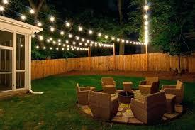 outside party lights ideas backyard lighting ideas for a party backyard lighting for a party