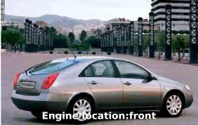 2005 nissan primera 2 2 dci details chocaric youtube