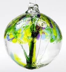 kitras glass yard ornaments at creektreeusa