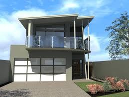 modern home design narrow lot modern homes plans processcodi com