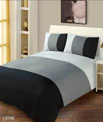 Bedroom Ideas With Grey Bedding Bedroom Mesmerizing Gray Duvet Cover For Stylish Bedroom Ideas