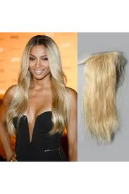 19 Inch Hair Extensions by Blonde Lace Frontal Color 24