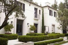 exterior paint color schemes mediterranean white modern roof tile