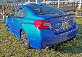 subaru wrx spoiler 2015 subaru wrx premium test drive nikjmiles com