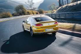 new volkswagen arteon 2019 volkswagen arteon first drive review does it have a chance