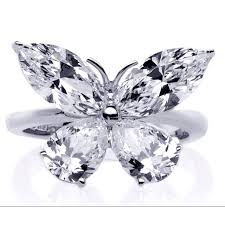 butterfly engagement rings best 25 butterfly ring ideas on what is brass pretty