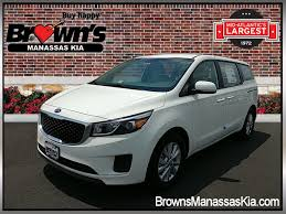 new kia sedona in manassas va inventory photos videos features