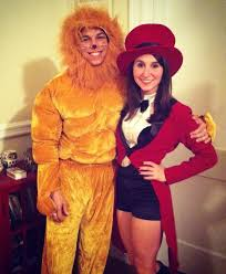Lion Tamer Costume Trick Or Treat Couples Costumes Halloween Costumes Costumes