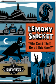 lemony snicket all the questions official site