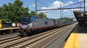 Amtrack Amtrak Hd 60fps High Speed 125 Mph Train Action Princeton