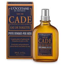 l occitane en provence si e eau de cade l occitane en provence cologne a fragrance for 2014