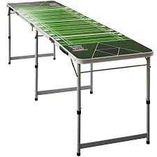 beer pong table size cm evil jared s folding beer pong table official dimensions