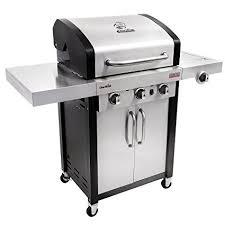 char broil signature tru infrared 3 burner cabinet gas grill amazon com char broil signature tru infrared 420 3 burner cabinet