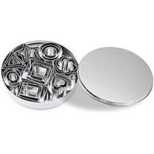 r m mini cookie cutter set tin kitchen dining
