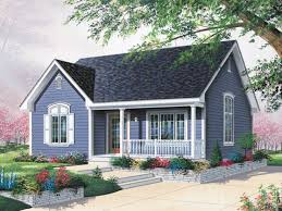 exterior beautiful cottage style house with cottage style ranch