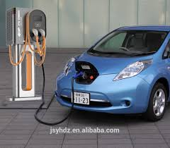 nissan leaf quick charger yinhe electric vehicle dc quick charger station with chademo and