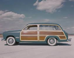 1949 ford station wagon the shoebox ford blog