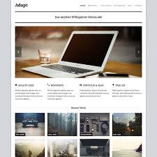 minimalist resume template indesign gratuitous bailment law in arkansas adapt free responsive business portfolio wordpress theme wpexplorer