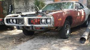 pictures of 1973 dodge charger 1973 dodge charger with sunroof big block and a c 1974 1972