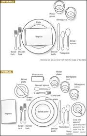 Formal Dining Table Setting 24 Best Formal Table Setting Images On Pinterest Tags Dinner