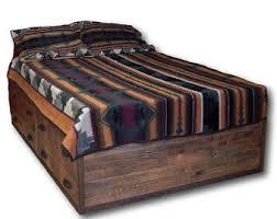 Wood Platform Bed Frame Platform Bed Etsy