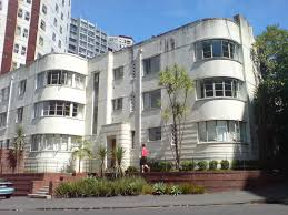 the cintra flats art deco apartment building auckland new