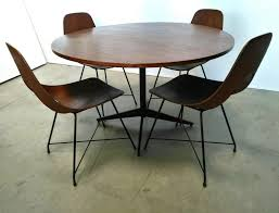 mid century rosewood dining set by augusto buozzi for saporiti