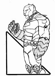 black panther coloring page coloring home