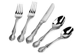oneida mandolina stainless steel flatware set 65 piece cutlery oneida mandolina stainless steel flatware set 65 piece cutlery and more
