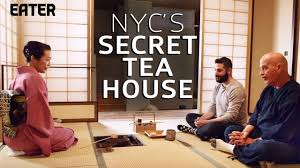 new york city has one authentic japanese tea house youtube