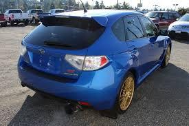 used 2008 subaru impreza wrx sti awd burien wa car club inc