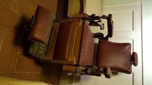 poltrone americane poltrona da barbiere modern e antiques