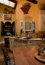 interior traditional french country kitchen home design ideas