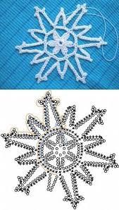 90 best adornos de navidad images on crochet patterns