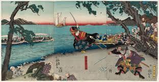 File Musashi Sakai Eki Tokyo Jpg Wikipedia by Miyamoto Musashi Duels Sasaki Ganryu Random Art Pinterest