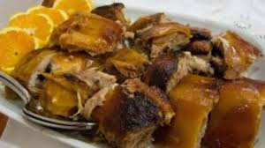 cuisiner le cochon cochon de lait rôti à bairrada recette par cuisine portugaise