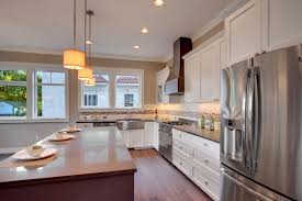 Kichler Kitchen Lighting Traditional Kitchen With Pendant Light By Isola Homes Zillow