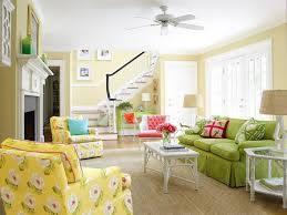 Yellow Color Palette Yellow Color Schemes HGTV - Green and yellow color scheme living room
