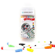 where to buy edible markers edible ink markers by sugar crafty available in 6 colours