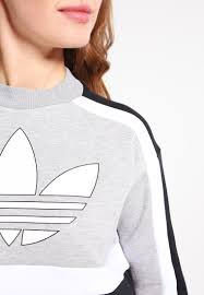 adidas track pants petite adidas originals sweatshirt grey black