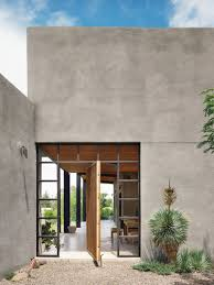 concrete block houses tour the coolest homes in marfa texas gq