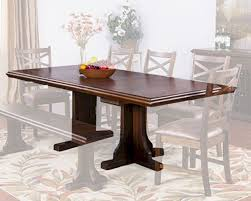 extension dining table savannah by sunny designs su 1199ac