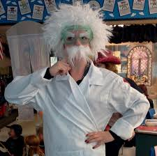halloween mad science spooktacular scholastic