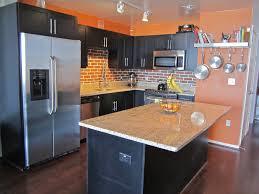 easy to clean kitchen backsplash rustyfarmhouse diy kitchen backsplash complete