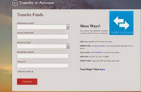 how to use quickteller to transfer money to bank accounts in