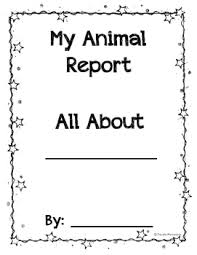 animal report template informational report template roundrobin co