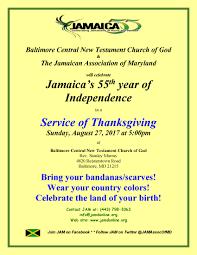 baltimore central new testament church of god the jamaican