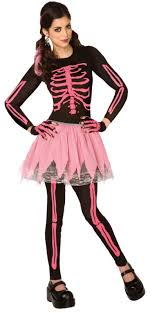 Skeleton Woman Halloween Costume Women U0027s Punk Skeleton Costume Costumes